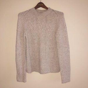 Free People chunky wool sweater M